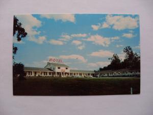 1960's Morgantown Restaurant & Motel Pennsylvania PA Postcard y5771-12