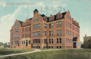 CLEVELAND, Ohio, PU-1911; West High School