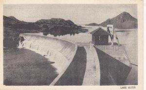 LAKE ALTUS , Oklahoma , 1930s ; Dam