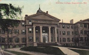 HAGERSTOWN, Maryland, PU-1907; Kee-Mar College