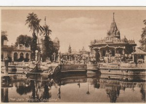 CALCUTTA , India , 1900-10s ; The Jain Temple