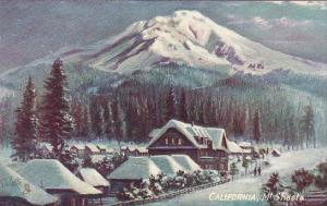 California Mount Shasta
