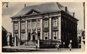 Netherlands Den Haag Mauritshuis Postcard