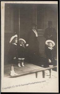 Austria WWI Kaiserin Zita Wife Kaiser Karl Franz Joseph Successor  RPPC 65717