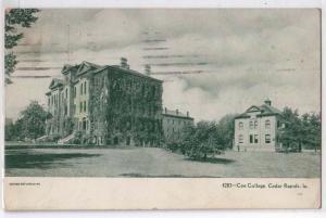 Coe College, Cedar Rapids IA
