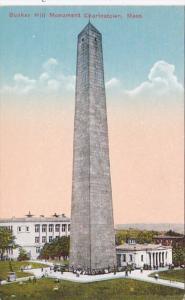 Massachusetts Charlestown Bunker Hill Monument