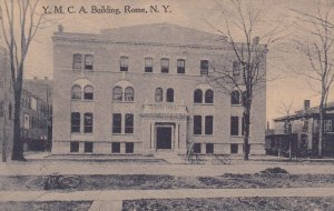 ROME, New York, PU-1914; Y.M.C.A Building