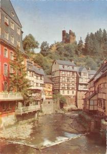 Monschau Eifel WInkel und Haller Schloss, Castle River Chateau