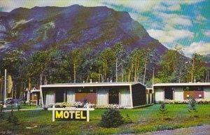 Canada Green Acres Motel Canmore Alberta