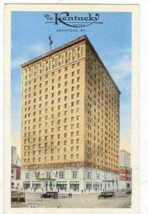 The Kentucky Hotel, Louisville, KY, PU-1936