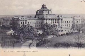 Washington DC The Congressional Library 1905