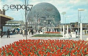 Pavilion of the United States Expo 67 Montreal Quebec