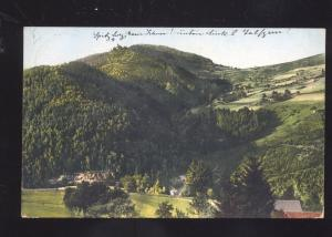 MATERISCHE MOTIVE AUS WOLFELSGRUND GERMANY ANTIQUE VINTAGE POSTCARD