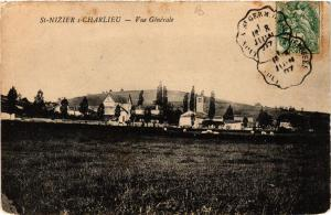 CPA St-NIZIER-sur-CHARLIEU Vue générale (688095)