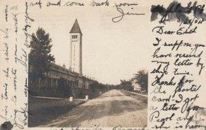 RP: FORT SHERIDAN , Illinois , 1904 ; Barracks