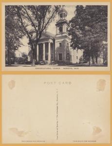 Marietta, Ohio - Congregational Church
