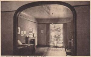 The Brawne Sitting Room, Wentworth Place, London, England, United Kingdom, PU...
