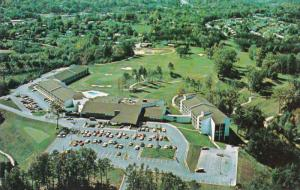 Aerial View, Great Smokies Hilton Resort, Conference Center, ASHEVILLE, North...