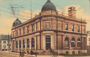 Massachusetts Lynn Post Office 1909