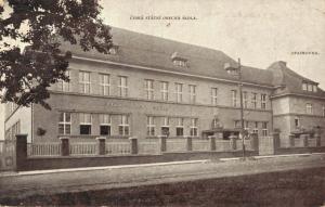 Czech Republic Ceská Statni Orecná Skola 02.61