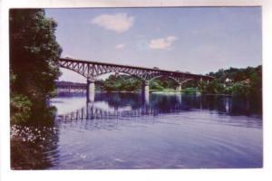 Toll Bridge, Augusta, Maine, Photo Paul Knaut, Bromley & Company