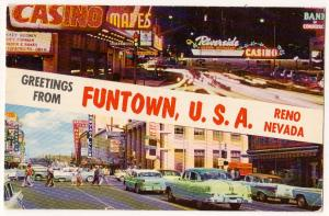 Funtown, USA, Reno NV