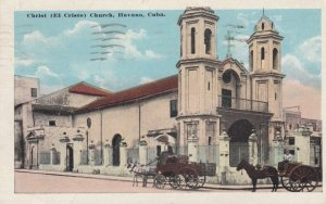 HAVANA , Cuba , 1921; Christ (El Cristo) Church