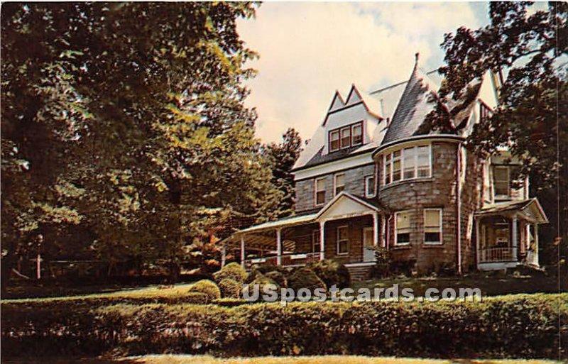 Frick Cottage, Bethany Children's Home - Womelsdorf, Pennsylvania