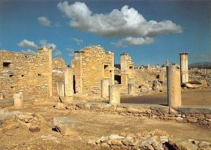 Cyprus Temple of Apollo Curium Sanctuary Ruins
