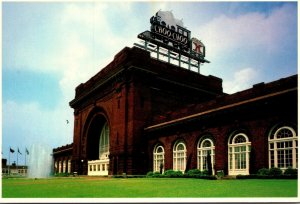 Tennessee Chattanooga Greetings Chattanooga Choo-Choo Terminal Station