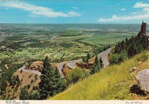 Colorado Colorado Springs Will Rogers Shrine 1989