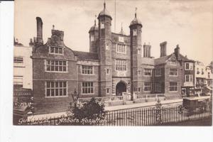 GUILDFORD , Surrey , England , 1910s ; Abbots Hospital
