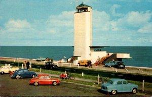 Netherlands Friesland Monument Afsluitdijk