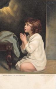 The Infant Samuel Sir Joshua Reynolds National Gallery London