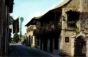 Florida St Augustine Old Spanish Inn