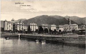 CPA RAPALLO Il Torrente Boato. ITALY (395483)