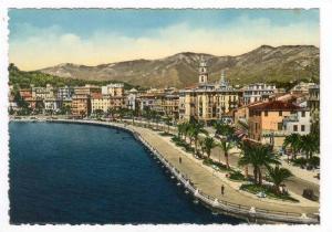 RP, The Promenade On The Sea-Shore, Rapallo (Genoa), Liguria, Italy, 1930-50s