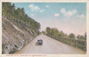Massachusetts Mohawk Trail Through The Berkshire Hills