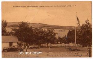 Letourneau Christitian Camp, Canandaigua Lake NY