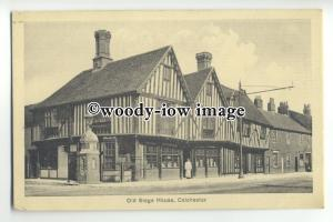 tp9434 - Essex - The Old Seige House Restaurant, in Colchester - postcard