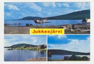Jukkasjarvi Kyrkby, vid hembygdsgarden, 60s