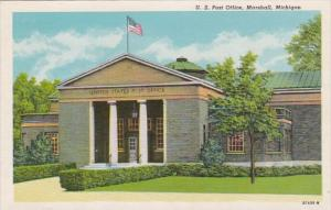 Michigan Marshall Post Office Curteich