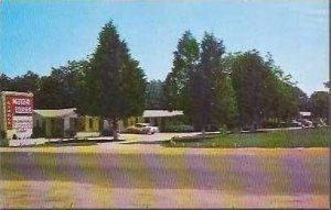FL Pensacola Circle Motor Lodge