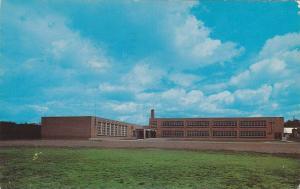 Exterior, Mgr. Durand School,  Coaticook,  Quebec,  Canada,  PU_1970