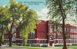 Illinois Aurora Marmion Military Academy Curteich