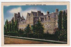 Hartford, Conn, Trinity College