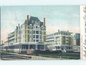 Pre-1907 DENYS HOTEL Atlantic City New Jersey NJ B3386