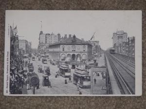 Herald Square, Broadway & 35th St., Early 1900`s, unused vintage card