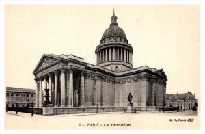 Paris Le Pantheon