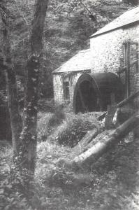 Limited Edition Postcard, The Merthyr Mawr Water Mill, Glamorgan, Wales #760